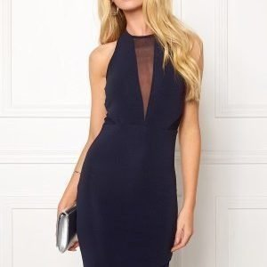 Sally & Circle Madisson Dress 007 Dk Navy