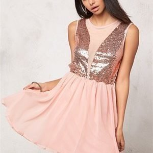 Sally & Circle Nina Party Dress 894 Powder Pink