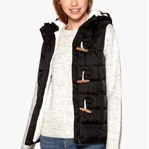 Sally & Circle Price Nilla vest Black