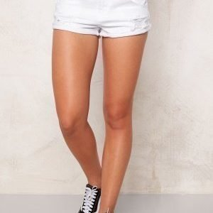 Sally & Circle Tiffany Denim Short White
