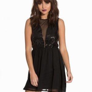 Sally&Circle Price Nina Party Dress Black