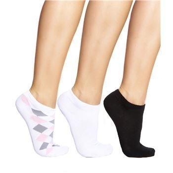 Salming Low Sock Mix 3p 3 pakkaus