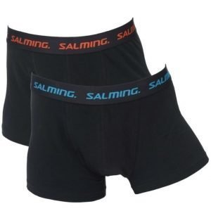 Salming Underwear 2-pack Brunswick Boxer 020 Black