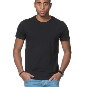 Salming Underwear No Nonsense Roundneck Tee 020 Black