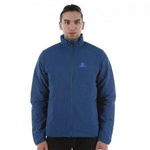 Salomon Drifter Jacket M Kuoritakki Sininen