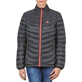 Salomon Jacket HALO DOWN JACKET W BLACK toppatakki