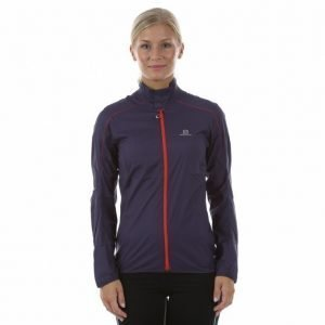 Salomon S-Lab Light Jacket Treenitakki Harmaa