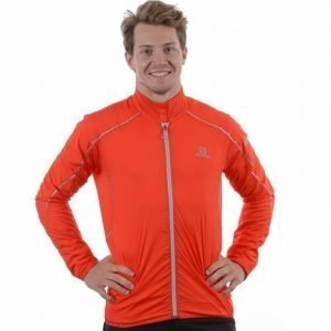 Salomon S-Lab Light Jacket Treenitakki Punainen