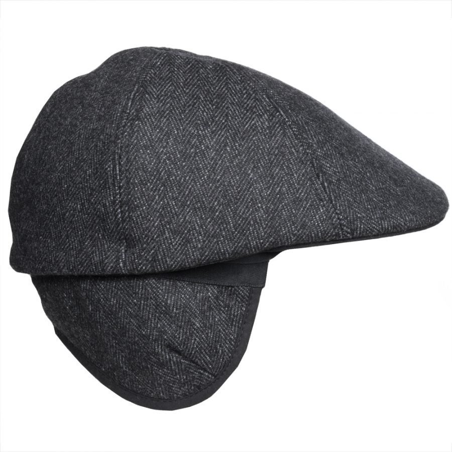 Salon Lakkitehdas Herringbone Miesten Hattu