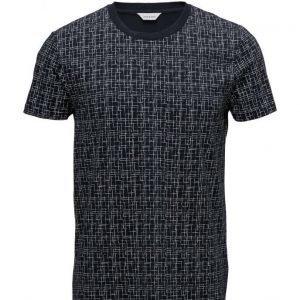 Samsøe & Samsøe Balfrin O-N Ss 7590 lyhythihainen t-paita