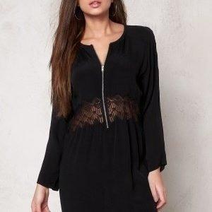 Samsøe & Samsøe Ellen shirt dress Black