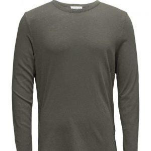 Samsøe & Samsøe Hamler Long O-N Ls 7150 pitkähihainen t-paita