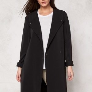 Samsøe & Samsøe Ria Long Jacket Black