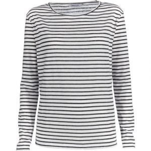 Samsoe & Samsoe Nobel Long Sleeve Stripe Pusero