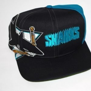 San Jose Sharks Cap -NHL keps -