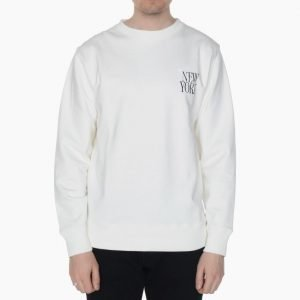 Saturdays Surf NYC Bowery NY Slash Sweatshirt