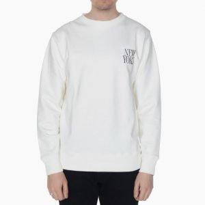 Saturdays Surf NYC Bowery NY Slash Sweatshirt