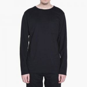 Saturdays Surf NYC James Solid Long Sleeve Tee