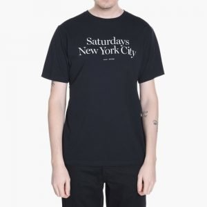Saturdays Surf NYC Miller Standard Tee