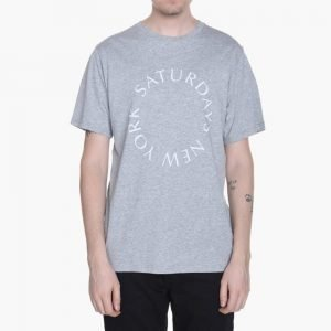 Saturdays Surf NYC Saturdays Circle Tee