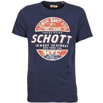 Schott WAY lyhythihainen t-paita