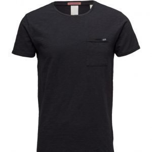 Scotch & Soda 1 Pocket Distillery Tee lyhythihainen t-paita