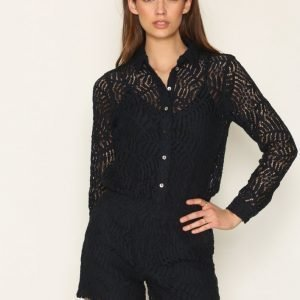 Scotch & Soda All-In-One Botanical Playsuit Navy
