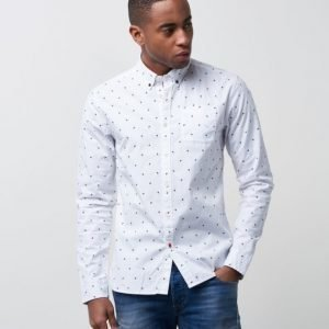 Scotch & Soda All Over Print Shirt Combo A