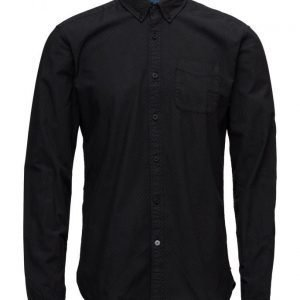 Scotch & Soda Allover Printed 1 Pocket Shirt