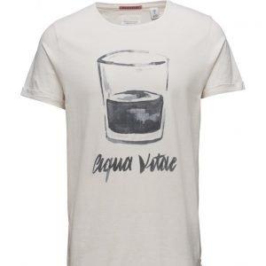 Scotch & Soda Ams Blauw Distillery Tee lyhythihainen t-paita