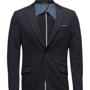 Scotch & Soda Classic Blazer In Stretch Jersey Quality bleiseri