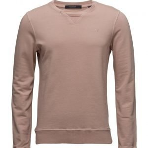 Scotch & Soda Classic Crewneck Tee In Lightweight Jersey With Ches svetari