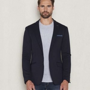 Scotch & Soda Classic Jersey Blazer 02 Night