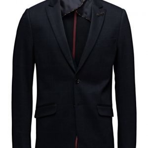 Scotch & Soda Classic Knitted Blazer In Wool Quality bleiseri