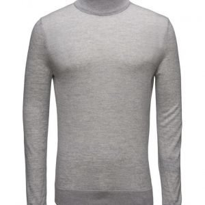 Scotch & Soda Classic Roll Neck Pullover In Lightweigh