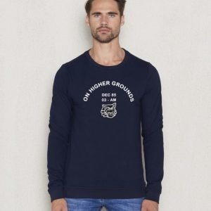 Scotch & Soda Crewneck Sweat 02 Night