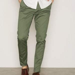 Scotch & Soda Formal Chino Pants Chinot Sage