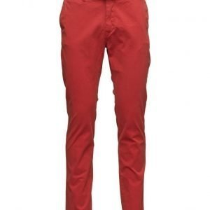 Scotch & Soda Garment Dyed Chino In Stretch Cotton Quality chinot