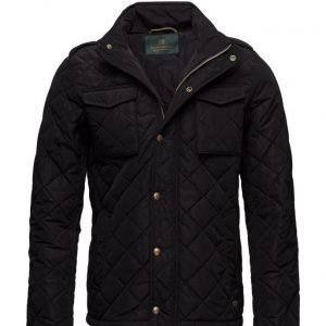Scotch & Soda Light Padded And All-Over Quilted Jacket untuvatakki