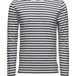 Scotch & Soda Long Sleeve Striped Distillery Breton Tee pitkähihainen t-paita