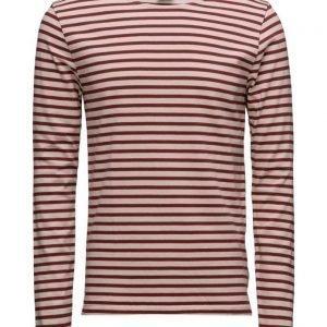 Scotch & Soda Long Sleeve Striped Distillery Breton Tee pitkähihainen t-paita