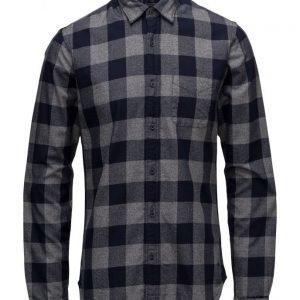 Scotch & Soda Longsleeve Shirt In Grindle Yarn Quality