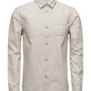 Scotch & Soda Lot 22 Constructed Premium Patched Shirt Jacket