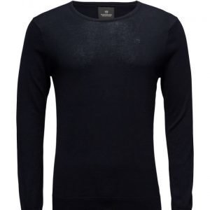 Scotch & Soda Nos Classic Cotton Melange Crew Neck pyöreäaukkoinen neule