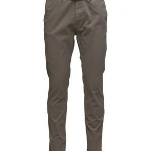 Scotch & Soda Nos Slim Fit Cotton/Elastane Garment chinot