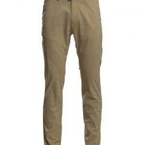 Scotch & Soda Nos Slim Fit Cotton/Elastane Garment chinot