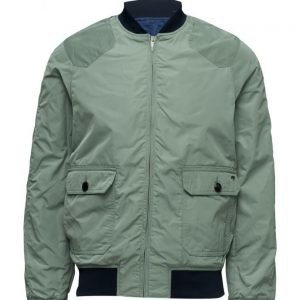 Scotch & Soda Nylon Bomber Jacket bomber takki