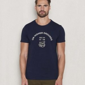 Scotch & Soda S/S Print Tee 02 Night
