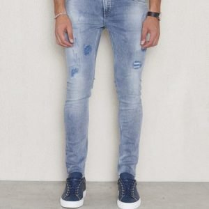 Scotch & Soda Skim 68 Brooken Blue
