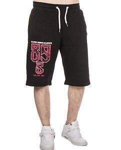 Se Levanta Sweat Shorts Black